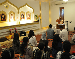 Smarananandaji open house